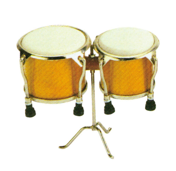 Miniature Bongo with legs