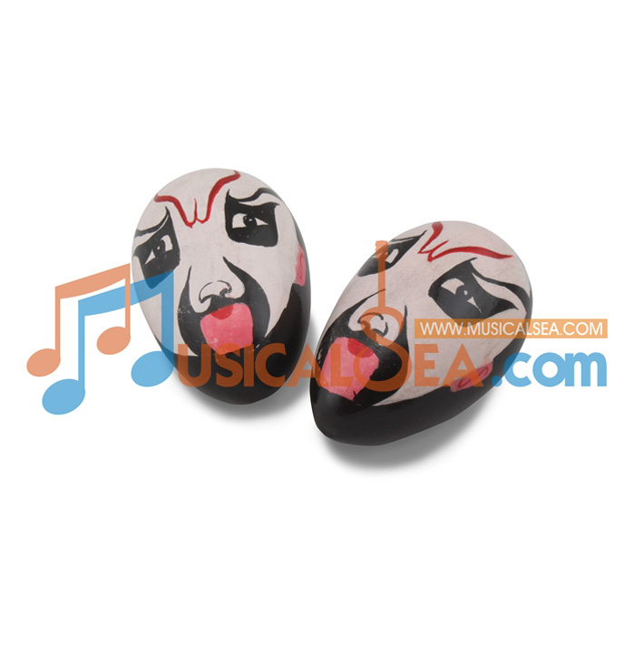 MS-ORMA47-51-Colorful Chicken Shake Wooden Ma