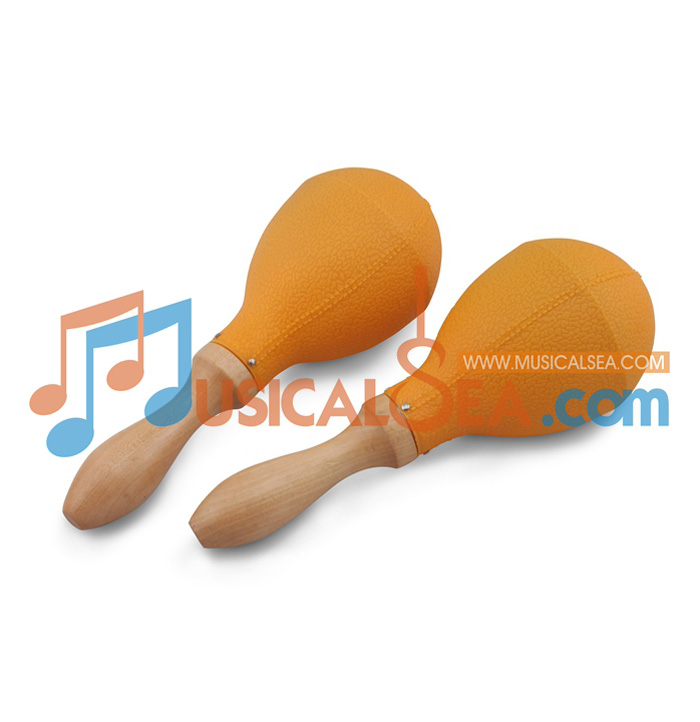 MS-ORMA17-19-Colorful Wooden Maracas ORFF Mus
